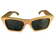OAKER - Wooden Sunglasses in Oak Wood