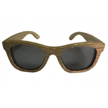 ENERGETIC - Wooden Sunglasses in Du Wood