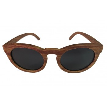 HOPEFUL - Wooden Sunglasses in Pear Wood