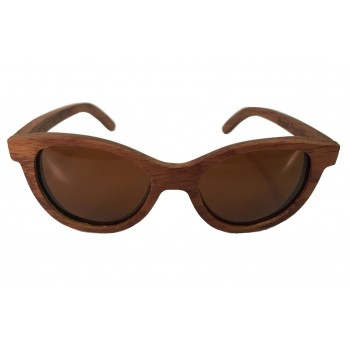 PEAR CREEK - Wooden Sunglasses in Pear Wood